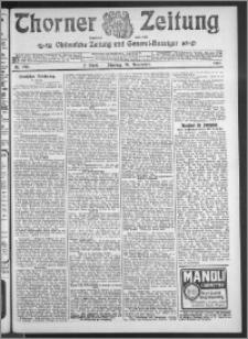 Thorner Zeitung 1910, Nr. 279 2 Blatt