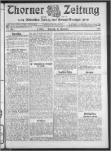 Thorner Zeitung 1910, Nr. 280 1 Blatt
