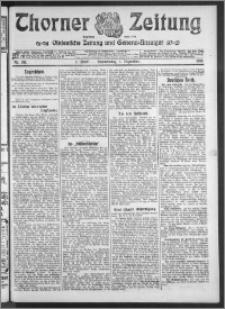 Thorner Zeitung 1910, Nr. 281 1 Blatt