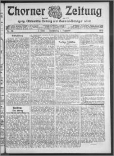 Thorner Zeitung 1910, Nr. 281 2 Blatt