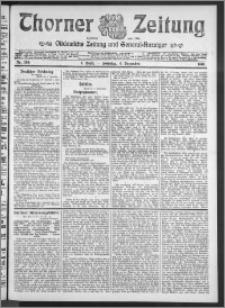 Thorner Zeitung 1910, Nr. 284 2 Blatt