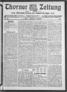 Thorner Zeitung 1910, Nr. 285 1 Blatt