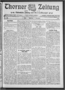 Thorner Zeitung 1910, Nr. 286 1 Blatt