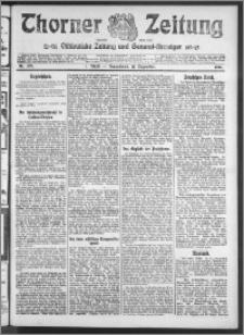 Thorner Zeitung 1910, Nr. 289 1 Blatt