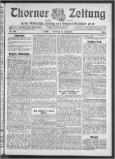 Thorner Zeitung 1910, Nr. 290 1 Blatt