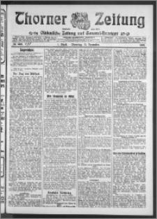 Thorner Zeitung 1910, Nr. 291 1 Blatt