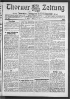 Thorner Zeitung 1910, Nr. 292 1 Blatt