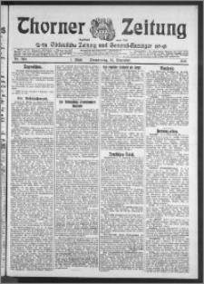 Thorner Zeitung 1910, Nr. 293 1 Blatt