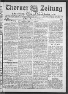 Thorner Zeitung 1910, Nr. 293 2 Blatt