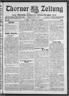Thorner Zeitung 1910, Nr. 296 1 Blatt