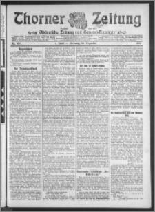 Thorner Zeitung 1910, Nr. 297 1 Blatt