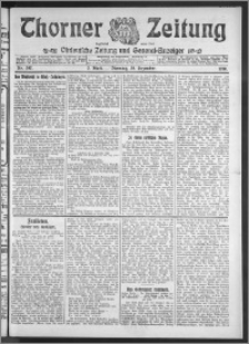 Thorner Zeitung 1910, Nr. 297 2 Blatt