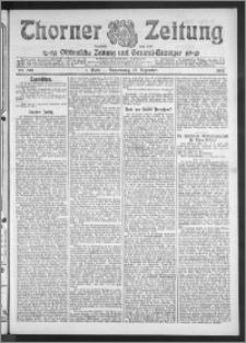 Thorner Zeitung 1910, Nr. 299 1 Blatt