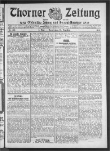 Thorner Zeitung 1910, Nr. 299 2 Blatt