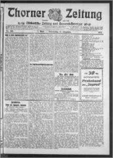 Thorner Zeitung 1910, Nr. 299 3 Blatt