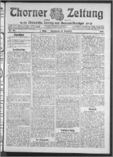 Thorner Zeitung 1910, Nr. 301 1 Blatt