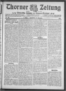 Thorner Zeitung 1910, Nr. 301 2 Blatt