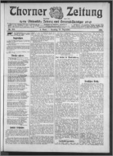 Thorner Zeitung 1910, Nr. 302 1 Blatt