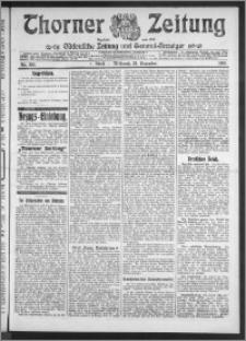 Thorner Zeitung 1910, Nr. 303 1 Blatt