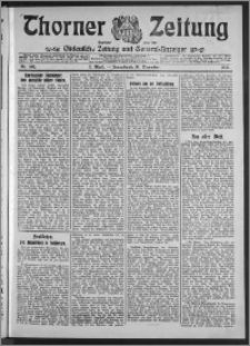 Thorner Zeitung 1910, Nr. 306 2 Blatt