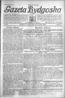 Gazeta Bydgoska 1926.04.14 R.5 nr 85