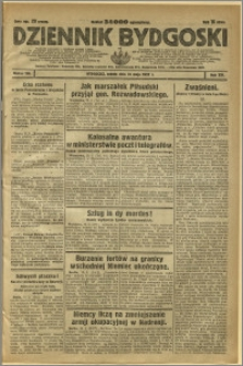 Dziennik Bydgoski, 1927, R.21, nr 116