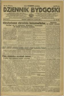 Dziennik Bydgoski, 1927, R.21, nr 133