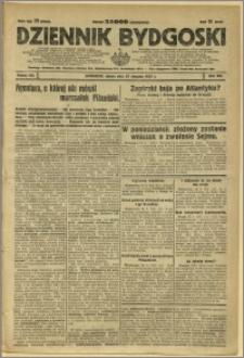 Dziennik Bydgoski, 1927, R.21, nr 195