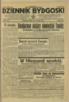 Dziennik Bydgoski, 1932, R.26, nr 186