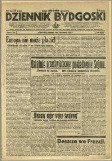 Dziennik Bydgoski, 1932, R.26, nr 291