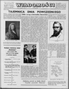 Wiadomości, R. 33 nr 50/51 (1706/1707), 1978