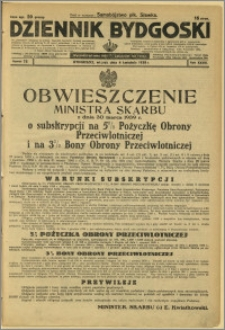Dziennik Bydgoski, 1939, R.33, nr 78