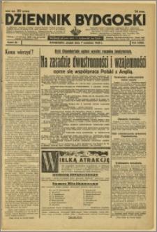 Dziennik Bydgoski, 1939, R.33, nr 81