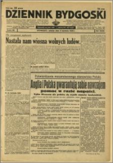 Dziennik Bydgoski, 1939, R.33, nr 82