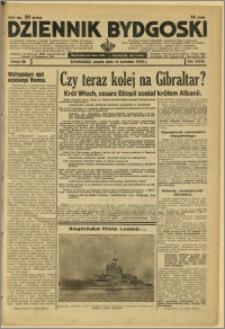 Dziennik Bydgoski, 1939, R.33, nr 86