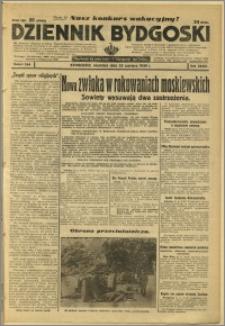 Dziennik Bydgoski, 1939, R.33, nr 144