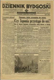 Dziennik Bydgoski, 1939, R.33, nr 179