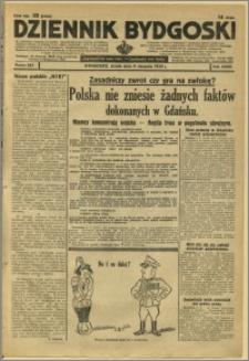 Dziennik Bydgoski, 1939, R.33, nr 181