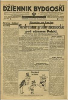 Dziennik Bydgoski, 1939, R.33, nr 182