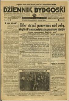 Dziennik Bydgoski, 1939, R.33, nr 194