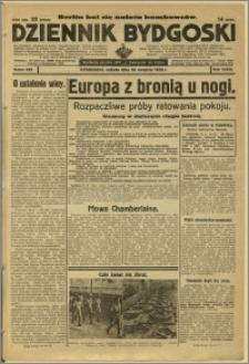 Dziennik Bydgoski, 1939, R.33, nr 195