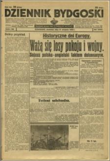 Dziennik Bydgoski, 1939, R.33, nr 196