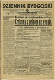 Dziennik Bydgoski, 1939, R.33, nr 200