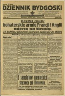 Dziennik Bydgoski, 1939, R.33, nr 202