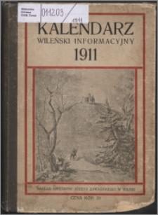 Kalendarz Wileński Informacyjny R. 6 (1911)