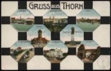 Pozdrowienia z Torunia - Gruss aus Thorn