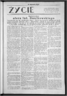 Życie : bezpłatny naukowo - popularny ilustrowany dodatek Pielgrzyma, 17 stycznia 1932