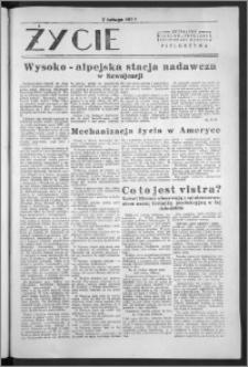Życie : bezpłatny naukowo - popularny ilustrowany dodatek Pielgrzyma, 7 lutego 1932