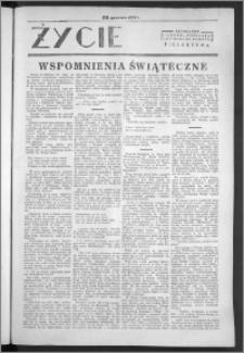 Życie : bezpłatny naukowo - popularny ilustrowany dodatek Pielgrzyma, 26 marca 1932