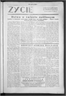 Życie : bezpłatny naukowo - popularny ilustrowany dodatek Pielgrzyma, 15 maja 1932